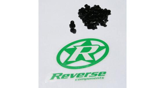 Reverse Escape Pedal Pin Set schwarz